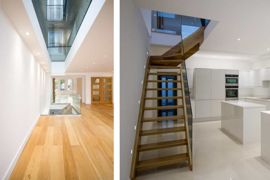 Extension, Basement and Interior Refurbishment – Clapham1s