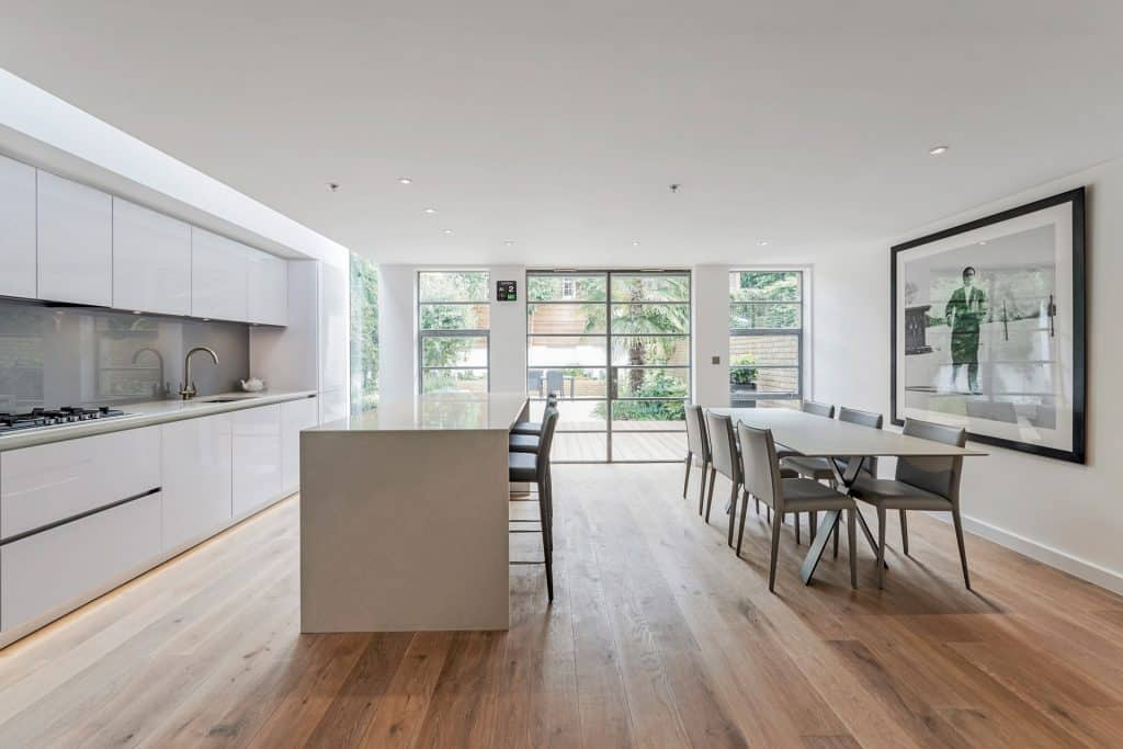 Extension & Refurbishment – Battersea1s